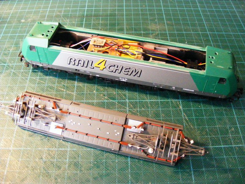 Umbau BR 185 Dscf6131