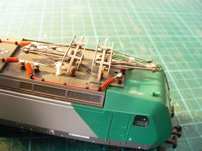 Umbau BR 185 Dscf6133