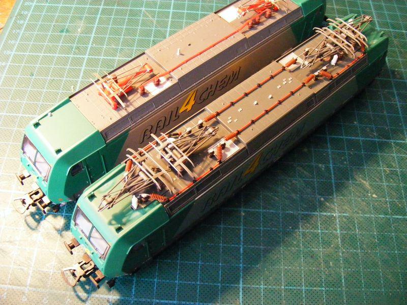 Umbau BR 185 Dscf6134