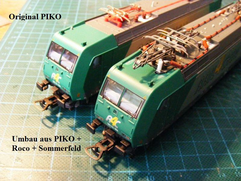 Umbau BR 185 Dscf6135