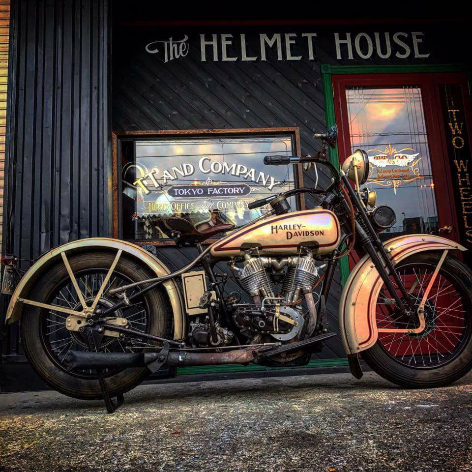 Les vieilles Harley Only (ante 84) du Forum Passion-Harley - Page 10 21731110