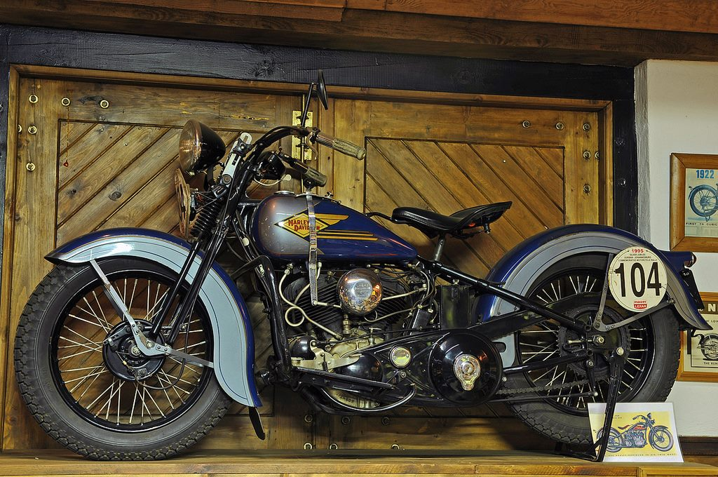 Les vieilles Harley Only (ante 84) du Forum Passion-Harley - Page 28 40097710