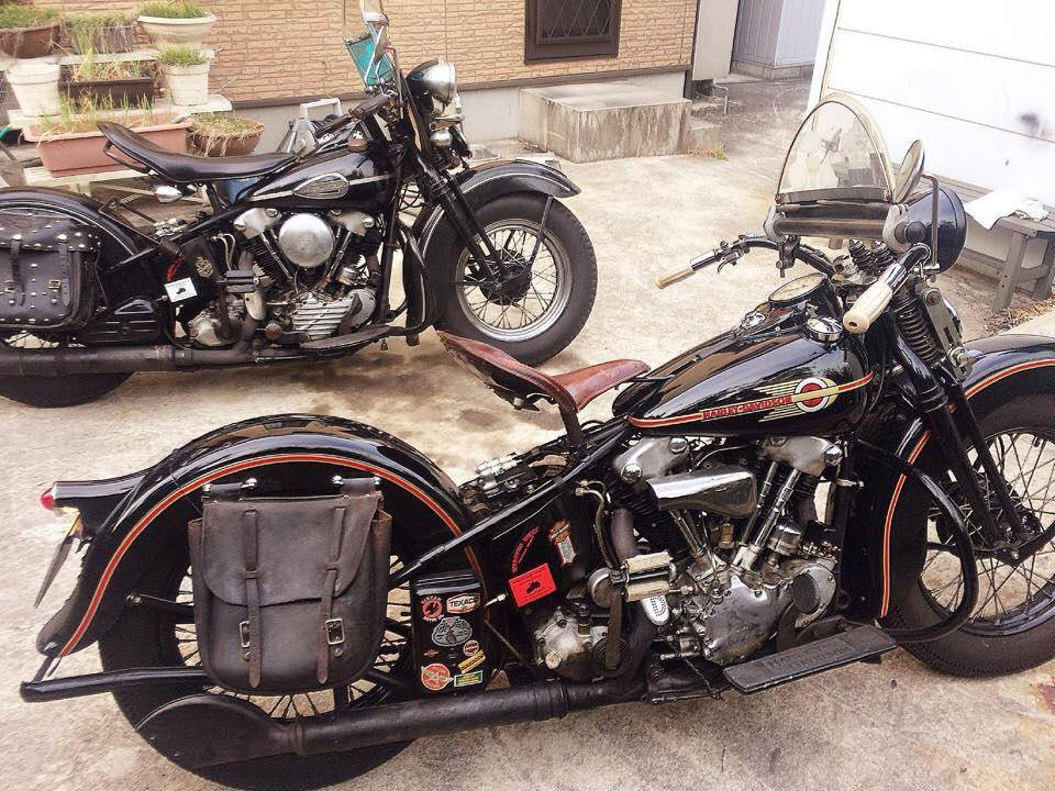 Les vieilles Harley Only (ante 84) du Forum Passion-Harley - Page 6 51018110