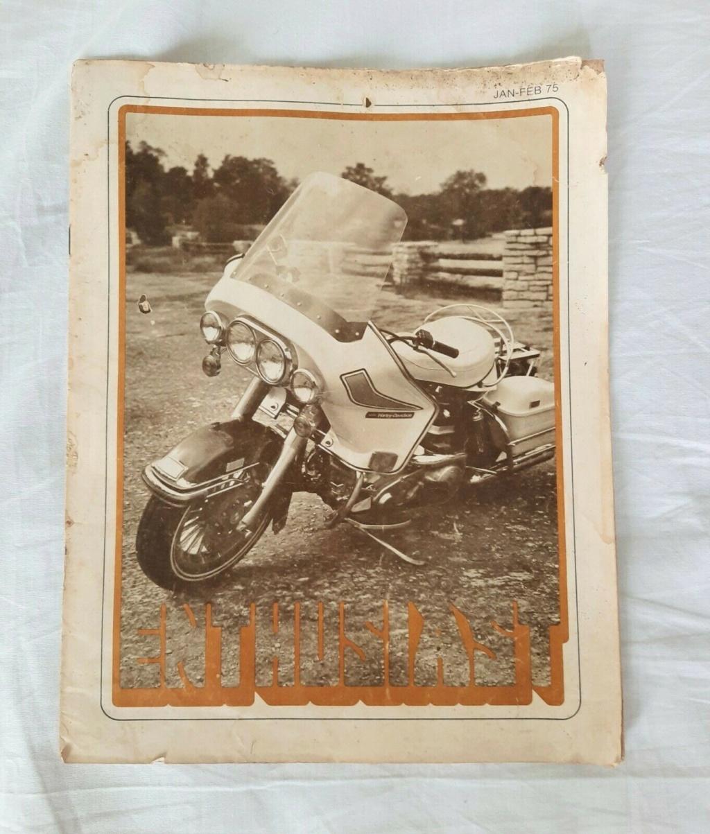 Couvertures de magazines et livres - Page 13 Harley24