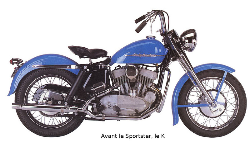 Les vieilles Harley Only (ante 84) du Forum Passion-Harley - Page 5 K1110