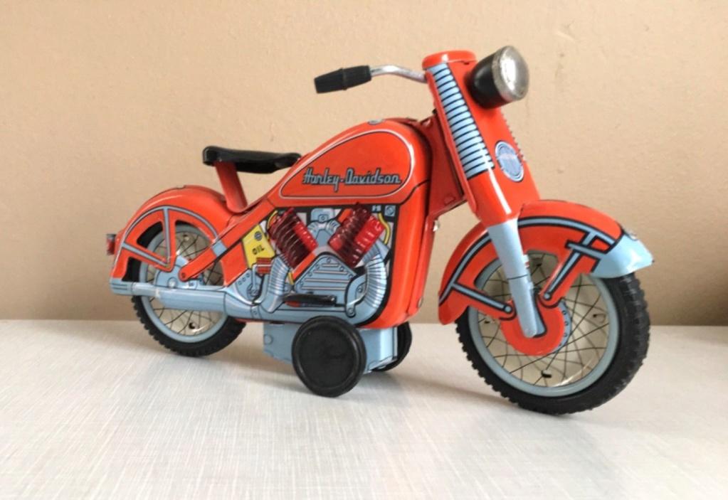 Jouets, jeux anciens et miniatures sur le monde Biker - Page 24 S-l16012