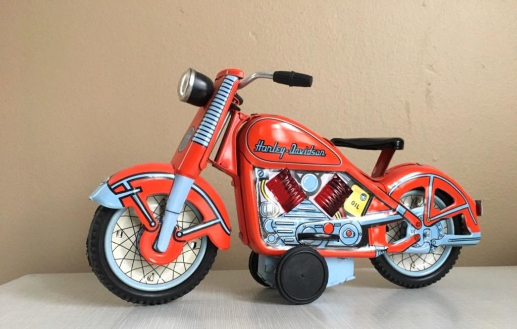 Jouets, jeux anciens et miniatures sur le monde Biker - Page 24 S-l16013