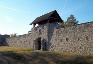 Le Fort de Chartres en Illinois 300x2210
