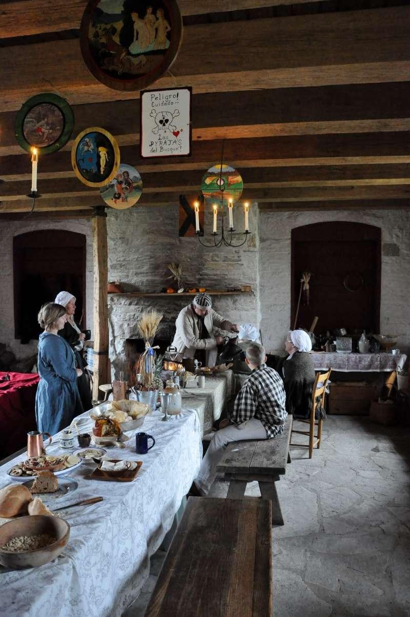 Le Fort de Chartres en Illinois Dsc_0010