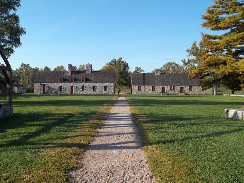 Le Fort de Chartres en Illinois Fort_c10