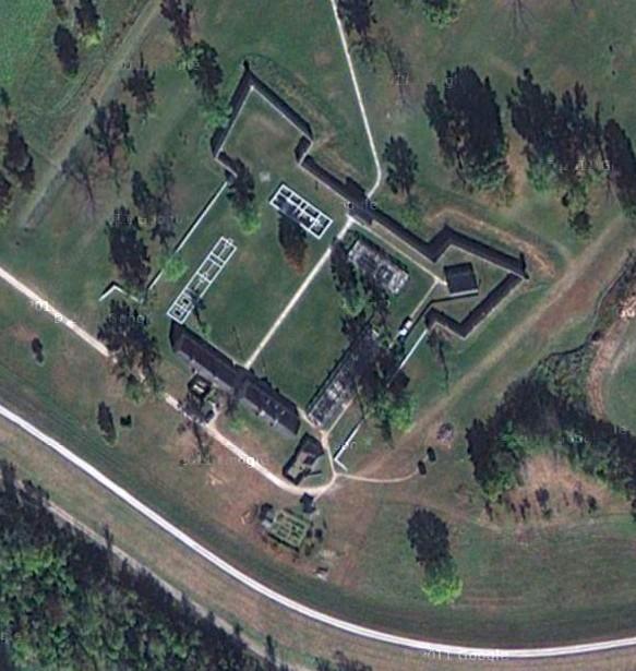 Le Fort de Chartres en Illinois Fort_c13