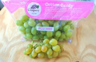 Cotton Candy Grapes Cotton10