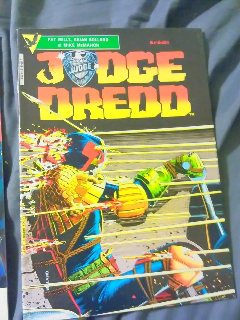 Does anyone else collect judge dredd comic or figures? - Page 6 Img_2012