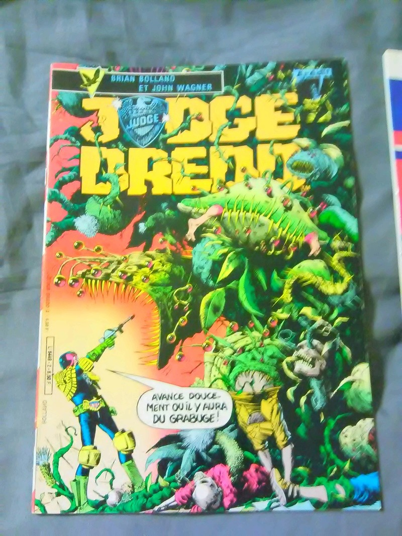 Does anyone else collect judge dredd comic or figures? - Page 6 Img_2013