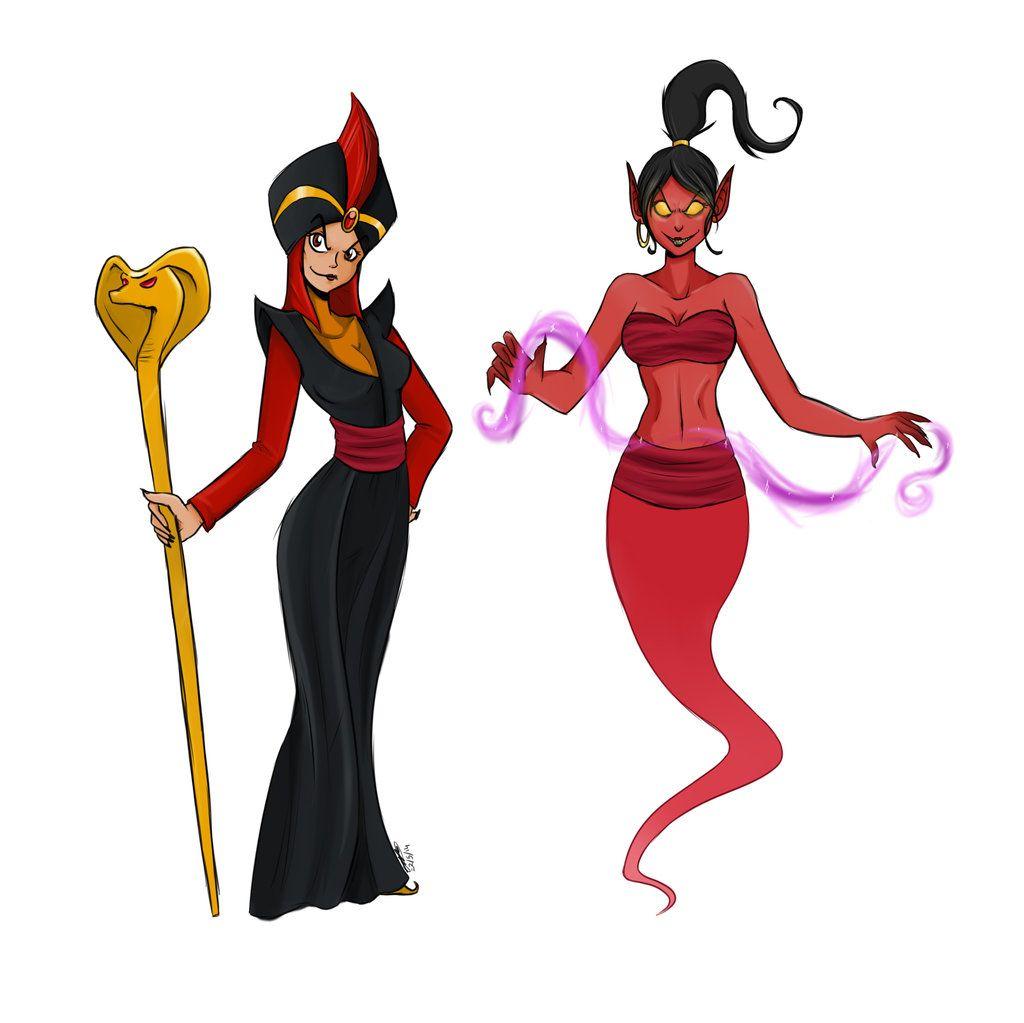 [Abandonné][Sims 3 ou Sims 4] Disney vilains genderbend 5f998610