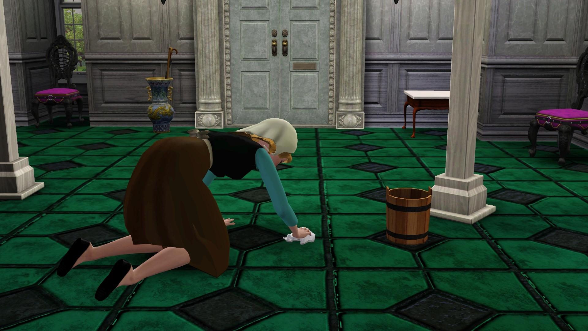 [Abandonné][Sims 3 ou Sims 4] Disney vilains genderbend Cinder10