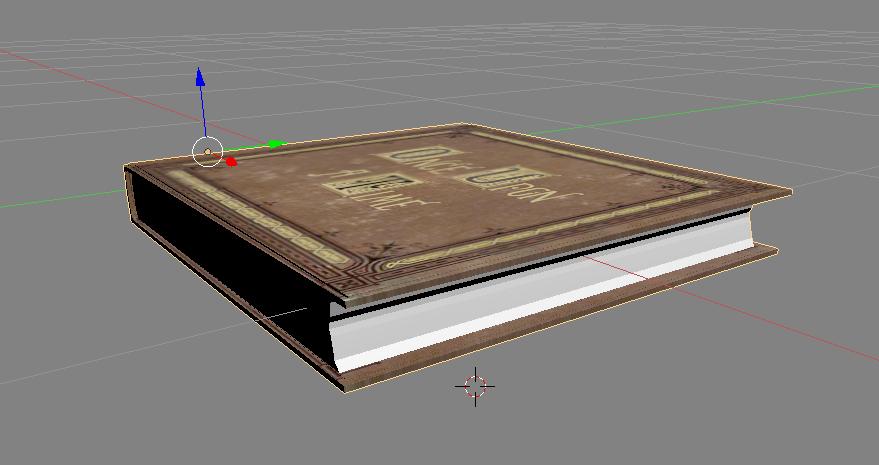 Commande Sims 3 de création d'un livre objet OUAT Ouat_b10
