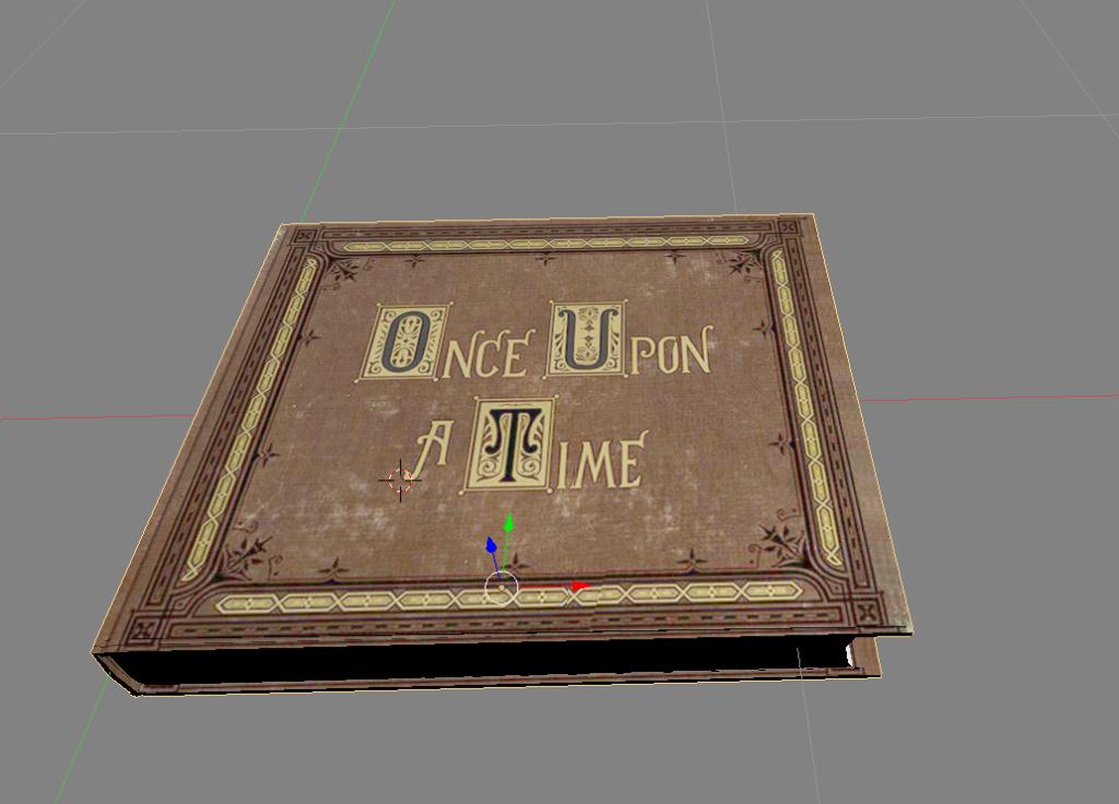Commande Sims 3 de création d'un livre objet OUAT Ouat_b11
