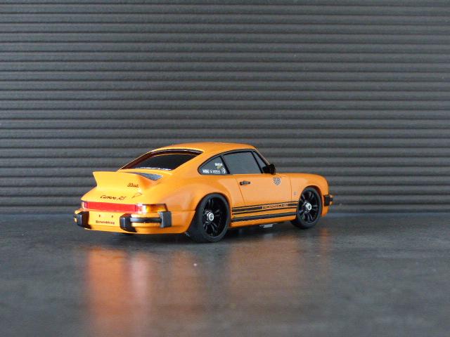 porsche 911 carrera 2.7 type G ( terminée ) P1070910