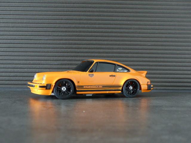 porsche 911 carrera 2.7 type G ( terminée ) P1070911
