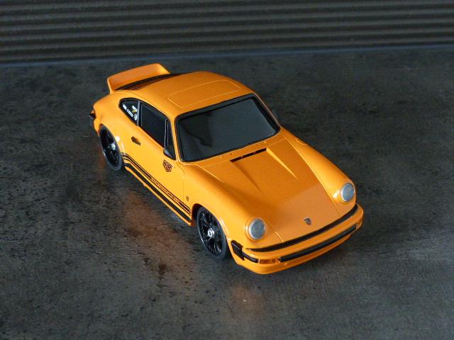 porsche 911 carrera 2.7 type G ( terminée ) P1070913
