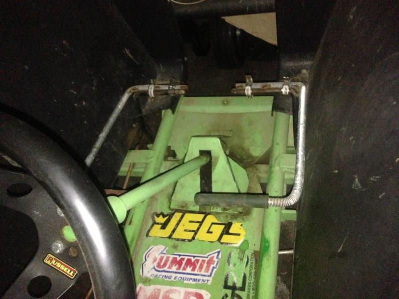 My son's Grave Digger Monster Truck Go-Kart  Img_0011