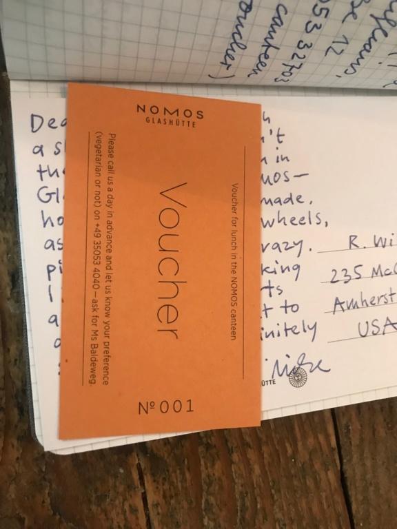 Le club des heureux propriétaires de NOMOS - tome III - Page 20 Img_4614