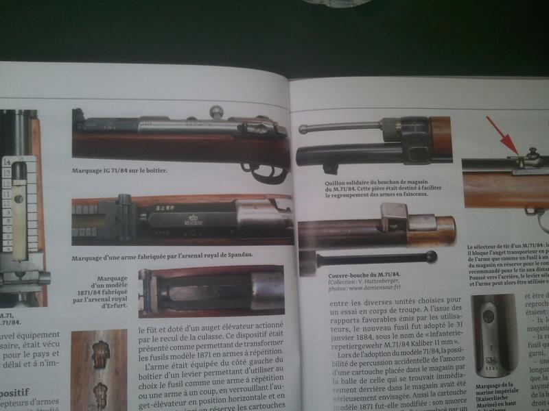 Le nouveau HORS SERIE de la GAZETTE DES ARMES - Page 2 Photo027