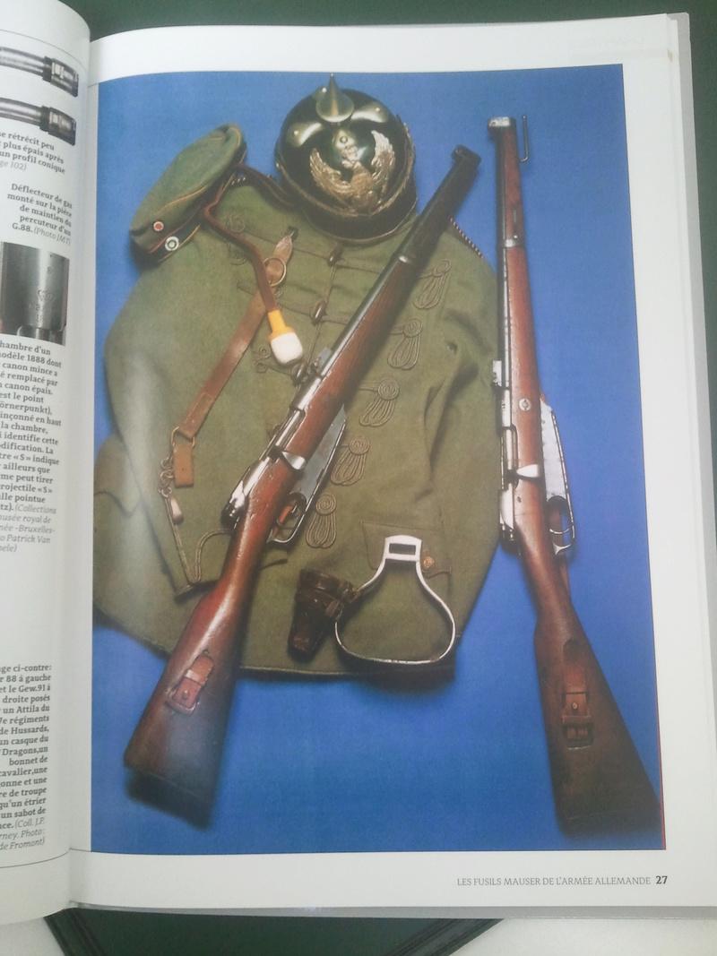 Le nouveau HORS SERIE de la GAZETTE DES ARMES - Page 2 Photo028