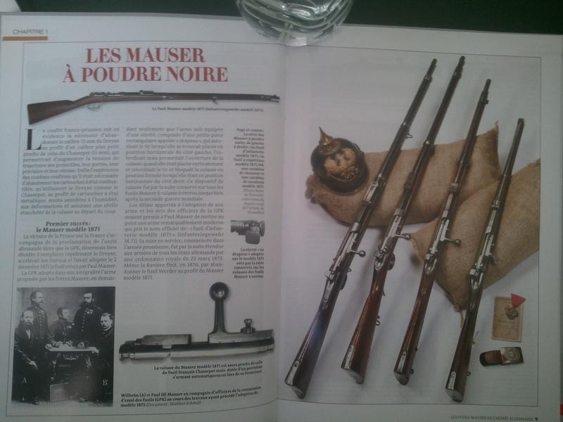 Le nouveau HORS SERIE de la GAZETTE DES ARMES - Page 2 Photo029