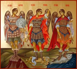 Prières très Puissante dicté par l'Archange Saint Michel ! 5b9qbc11