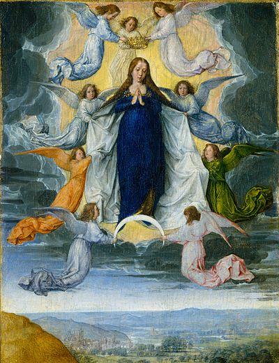 Prière à Notre-Dame de L'assomption ! Ascens10