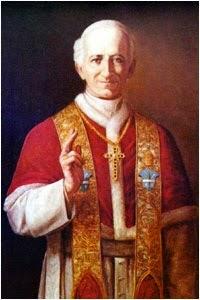 L'exorcisme de Léon XIII et l'importance de la prière à Saint Michel Archange ! Leon-x10