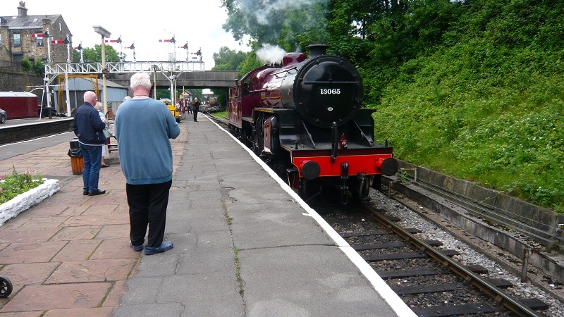 Trip to the ELR. Elr_1610