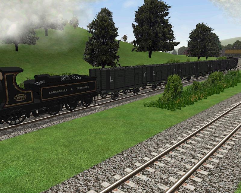 Rufuskins' Workshop LYR Wagons - Page 3 Lyr_d611
