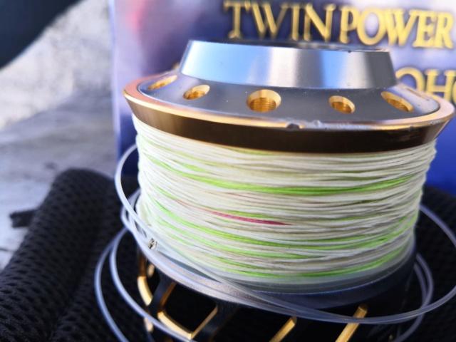 [VENDO][USATA]Bobina Twin Power Swa Jigging Master 16000 Img-2322