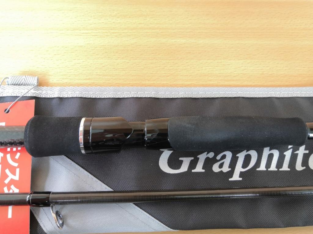 """[VENDO][""""USATI""""]2 gioielli Rari Palms Shore Gun Evolve 103 bl h+ e Graphiteleader Tiro Mr 922h Img-2472"""