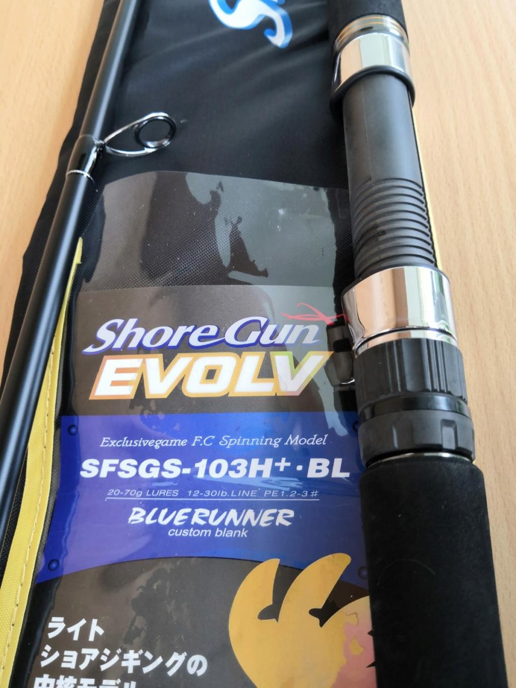 [VENDO][USATA]Palms Shore Gun Evolve 103 h+ Bl Img-2474