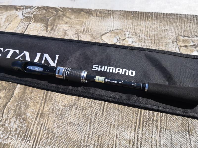 "[VENDO][""USATA""]Shimano Sustain Ax Spinning 610 M 14-35 gr Img_2025"