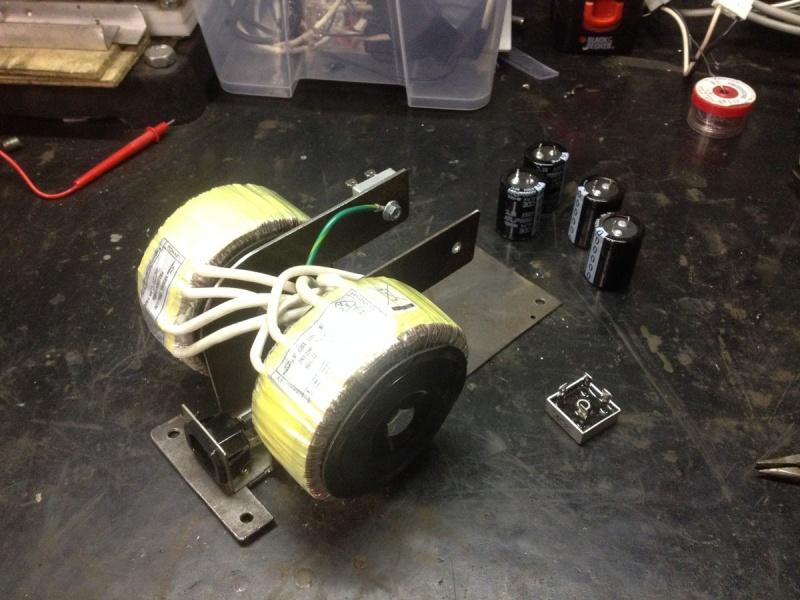 Une alim pour expérimenter les moteurs PAP Img_3413