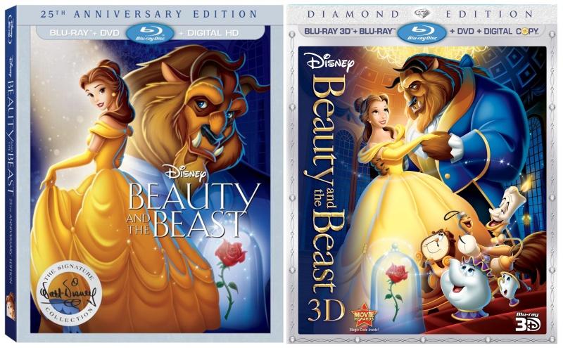 Les jaquettes DVD et Blu-ray des futurs Disney - Page 16 Beauty10