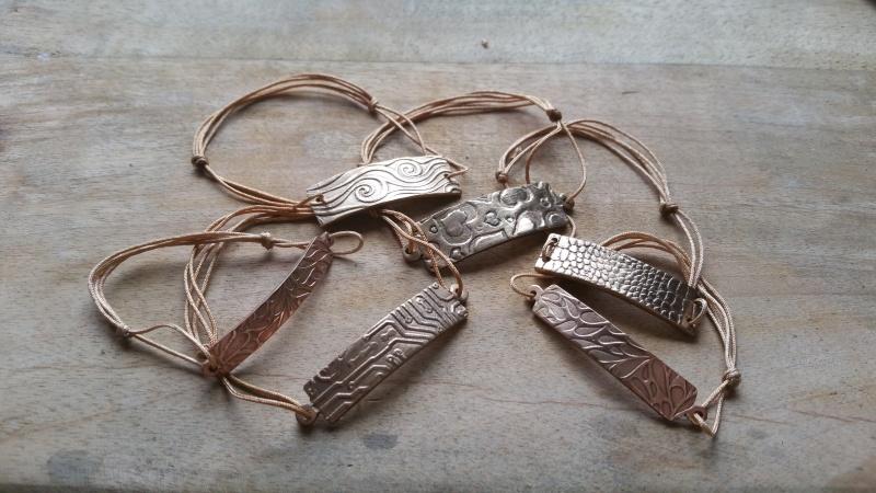 Les bracelets de mes stagiaires 20160710