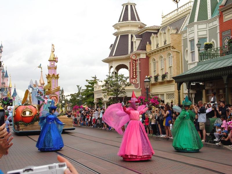 [TR] Deux Soeurs au Pays des Rêves - Juillet 2016  [Terminé] Parade21