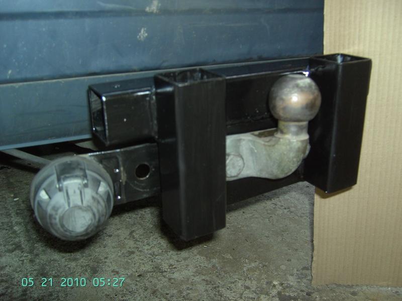 Système de remorquage Motorcycle carrier Image13