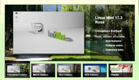 Linux Mint 17 Live Iso Download