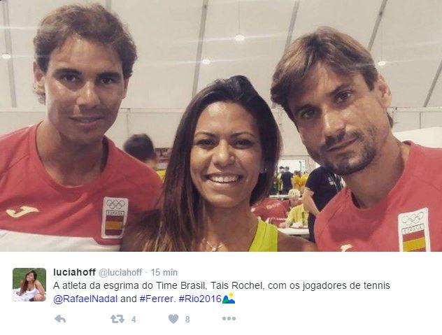 JEUX OLYMPIQUES RIO 2016 TENNIS MESSIEURS - Page 2 Rafa11