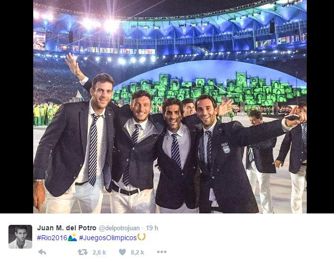 JEUX OLYMPIQUES RIO 2016 TENNIS MESSIEURS - Page 5 Rio14