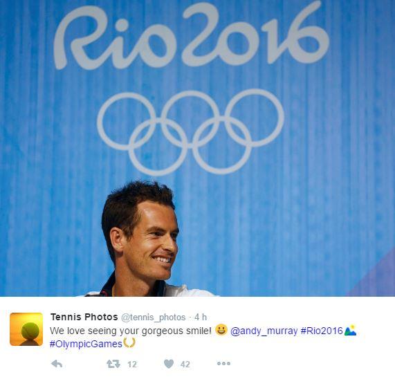 JEUX OLYMPIQUES RIO 2016 TENNIS MESSIEURS - Page 4 Rio510