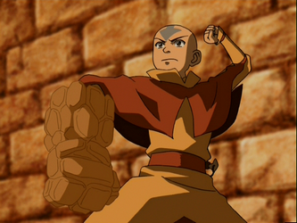 Earth Gauntlet Aang_e10