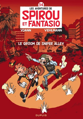 Les albums de Spirou et Fantasio  Spirou10